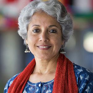 Soumya Swaminathan speaking at World Vaccine Congress Washington