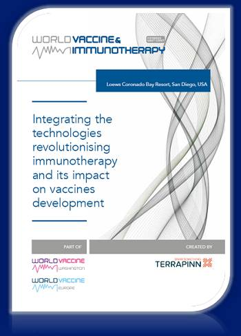 World Vaccine & Immunotherapy Congress West Coast Prospectus Cover