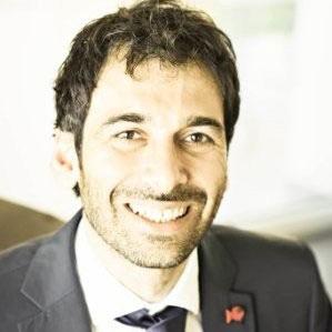 Francesco Cicirello speaking at Advanced Therapies Congress