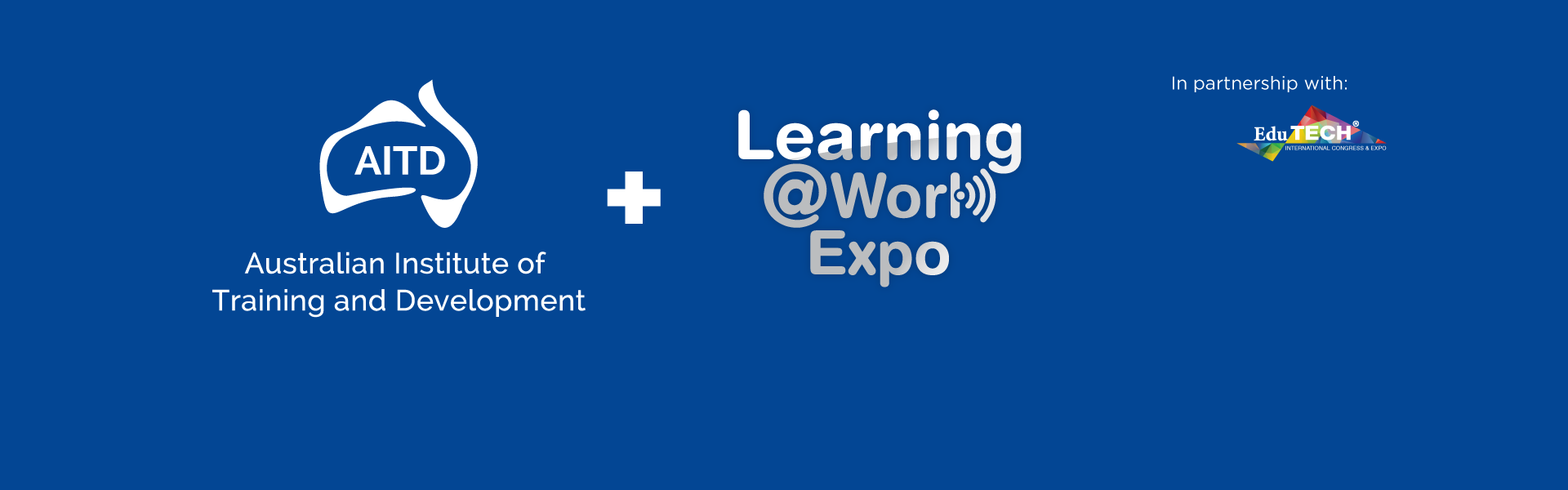 AITD National Conference & Learning at Work Expo