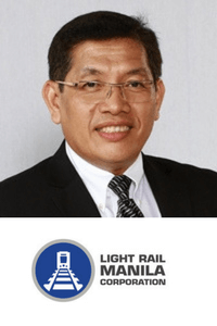 Randy Sac at Asia Pacific Rail 2018