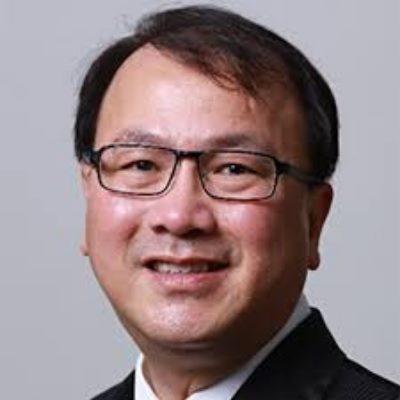 Chong Kheng Chua speaking at Asia Pacific Rail