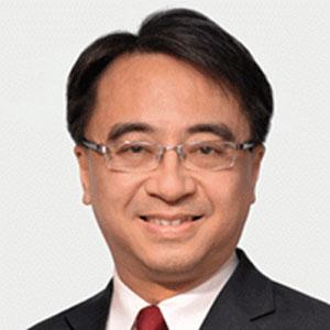 Jacob Kam speaking at Asia Pacific Rail