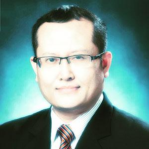 Taufikurrahman Taufikurrahman speaking at Asia Pacific Rail