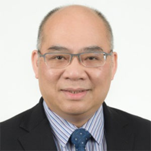 Tony Lee speaking at Asia Pacific Rail