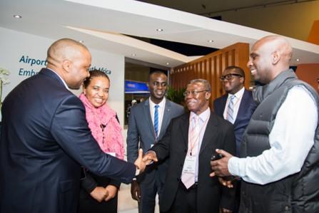 Aviation Festival Africa sponsor meetings