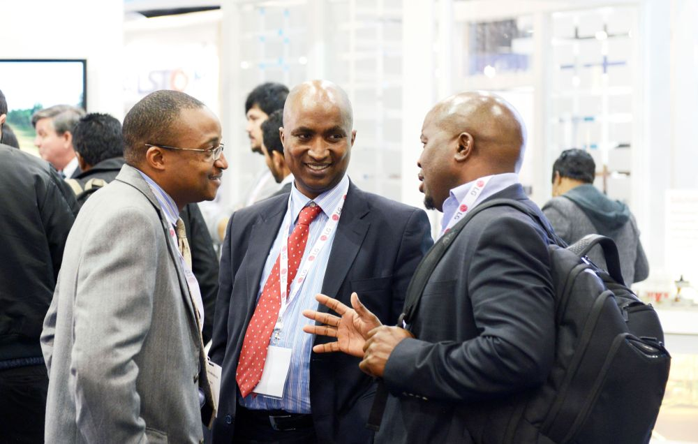 Aviation Festival Africa Networking