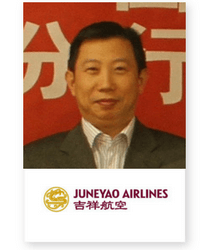 Li Bing at Aviation Festival Asia 2018