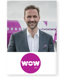 Skúli Mogensen at Aviation Festival Asia 2018