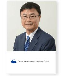 Masanao Tomozoe at Aviation Festival Asia 2018