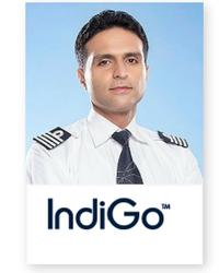 Capt. Rajeev Bhalla at Aviation Festival Asia 2018