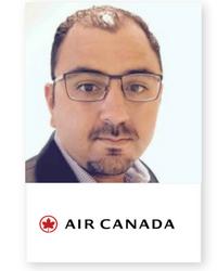 Mohammad Gaber at Aviation Festival Asia 2018
