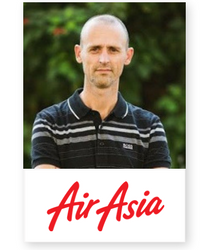Declan Hogan at Aviation Festival Asia 2018
