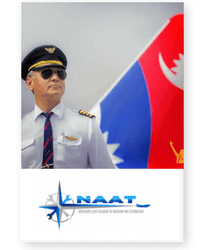 Capt. Vijay Lama at Aviation Festival Asia 2018