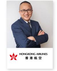 George Liu at Aviation Festival Asia 2018