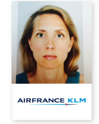 Delphine Barault at Aviation Festival Asia 2018