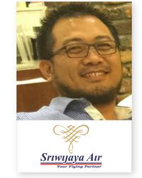 Jefferson Jauwena at Aviation Festival Asia 2018