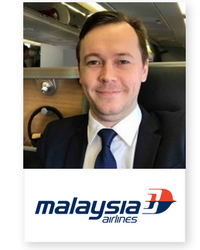 Mark Ross-Smith at Aviation Festival Asia 2018