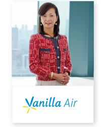 Mio Yamamuro at Aviation Festival Asia 2018