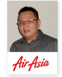 Rifai Taberi at Aviation Festival Asia 2018