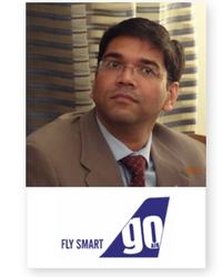 Satyendra Pandey at Aviation Festival Asia 2018