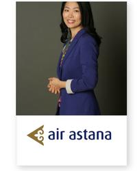 Yevgeniya Ni at Aviation Festival Asia 2018