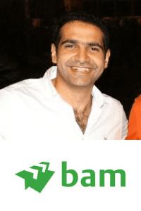 Ahmed Kassib at BuildIT Middle East