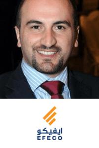 Ali Kassaymeh at BuildIT Middle East