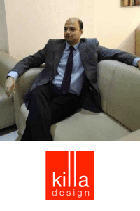 Nachiket Garge at BuildIT Middle East