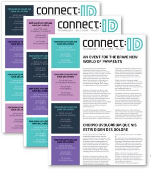 Connect:ID 2020 email nurture