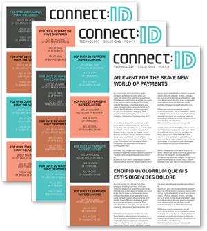 Connect:ID 2019 email nurture