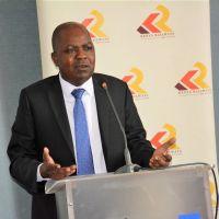 Africa Rail- keynote speaker