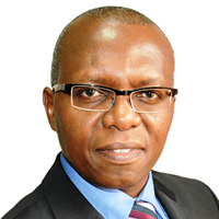 Atanas Maina, Managing Director, Kenya Railways, Kenya