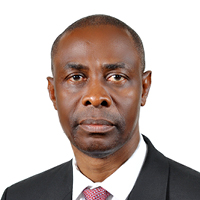 Charles Kateeba, Managing Director, Uganda Railways Corporation, Uganda