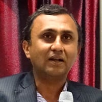 Gaurav Agarwal, Director: Corporate co-ordination, Ministry of Railways, India