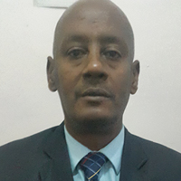 Shewangizaw Kifle Mulugeta, Chief Officer, Ethiopian Railway, Ethiopia
