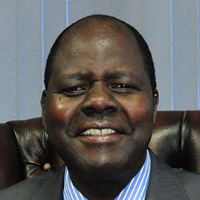 Silvester Kasuku, Director General / CEO, LAPSSET, Kenya