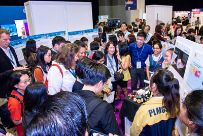 eduTECH Asia exhibition