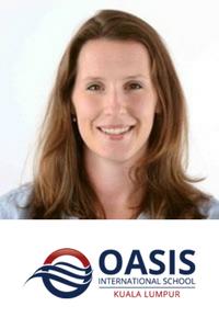 Jessica Hale of Oasis International School - KL