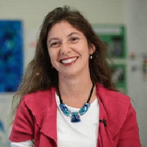 Marina Bers speaking at EduTECH Asia