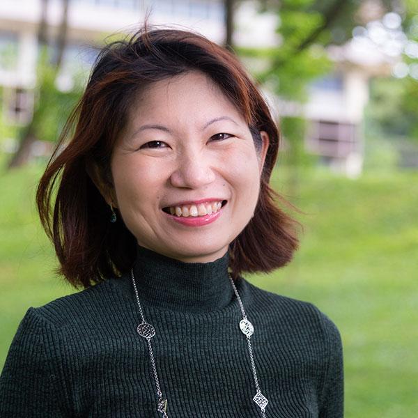 Tan Shui-Min  speaking at EDUtech Asia