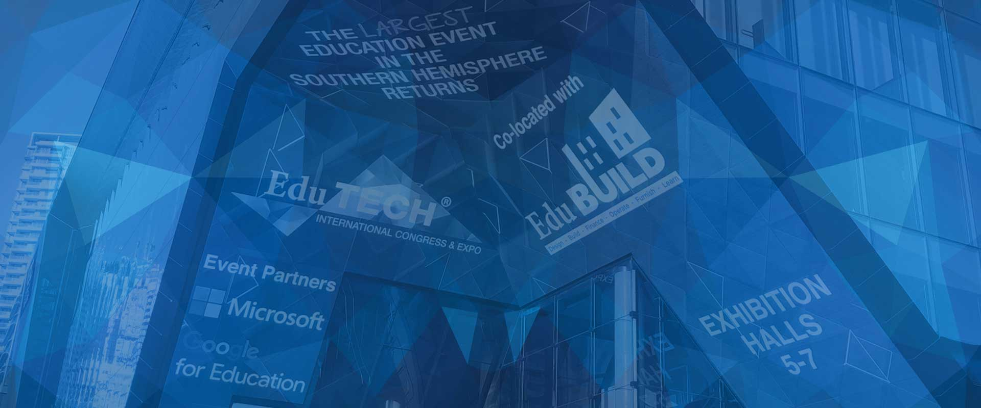 EduTECH/ EduBUILD Co-Located Events