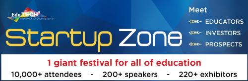 EduTECH Startup Zone