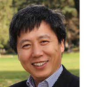 Dr Yong Zhao speaking at Edutech