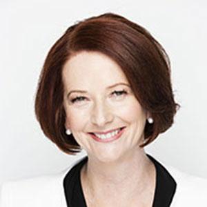 The Hon. Julia Gillard AC speaking at Edutech