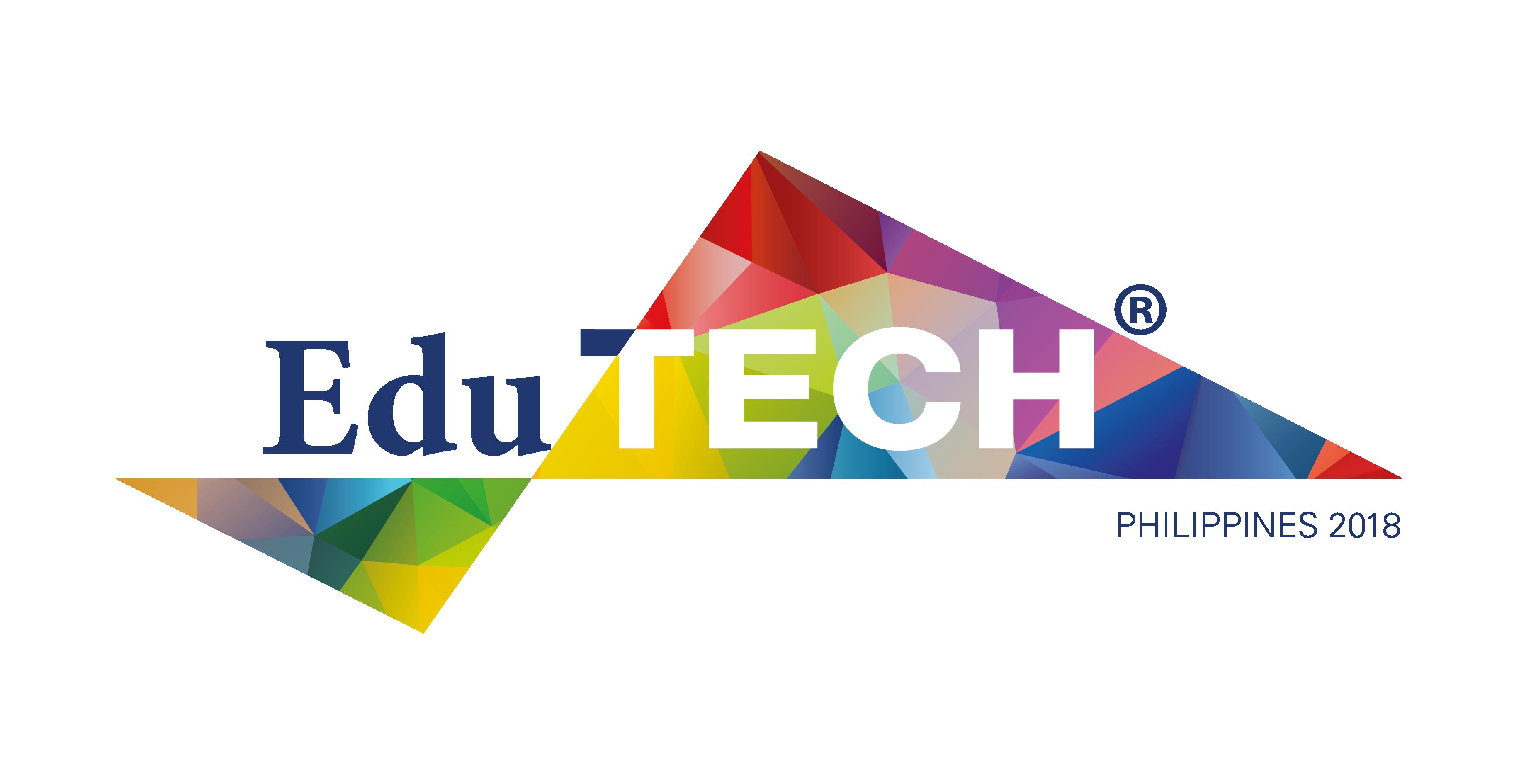 EduTECH Philippines 2018 logo