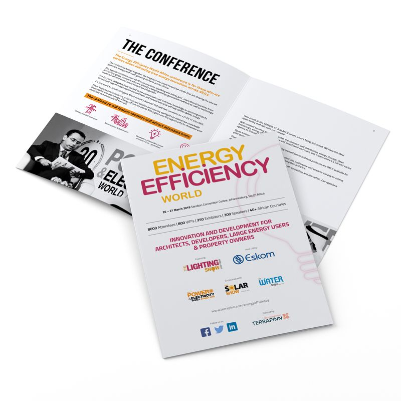 Energy Efficiency World Africa brochure