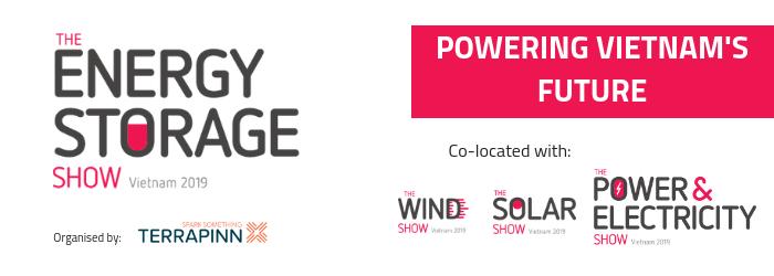 Energy Storage Show Vietnam email banner