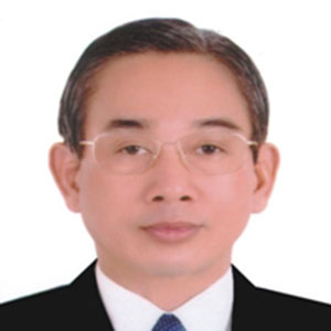 Luong Minh Cu speaking at Future Energy Show Vietnam