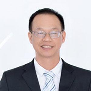 Nguyễn Nam Trung speaking at Future Energy Show Vietnam
